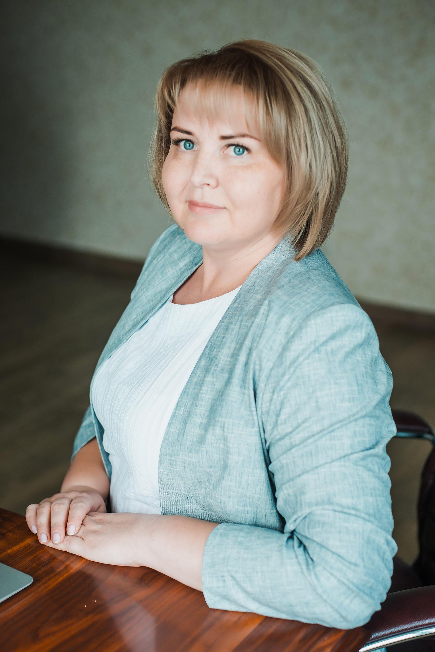 Суднева Ольга Михайловна